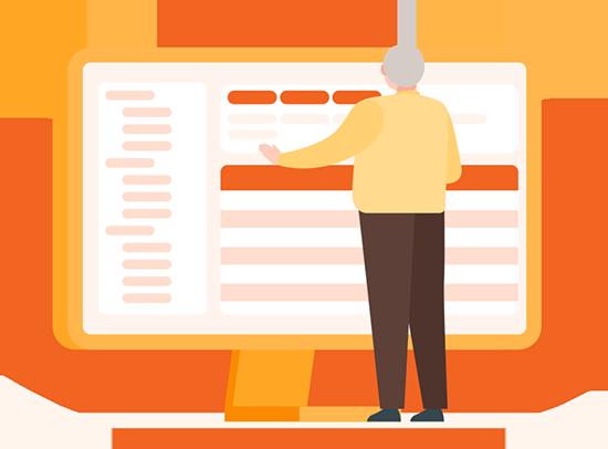 Create a private customer account